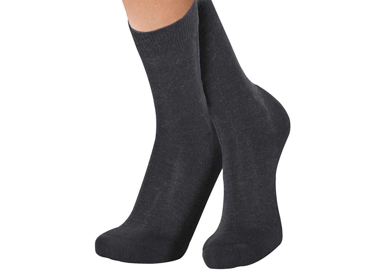 Sokken | Kousen: e.s. Functionele sokken warm/high + zwart