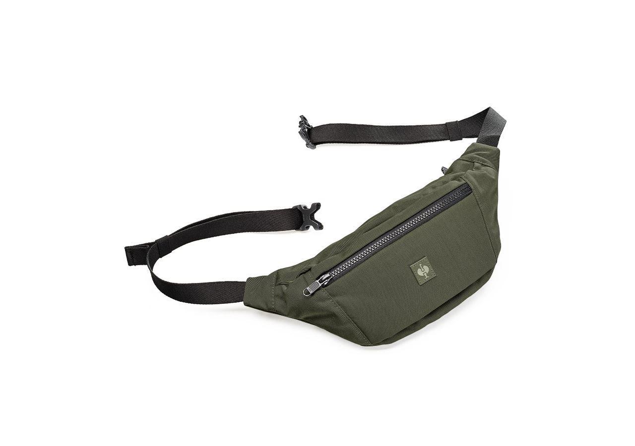 Accessoires: Hip Bag e.s.motion ten + camouflagegroen