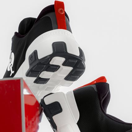 Andere beroepsschoenen: Allroundschoenen e.s. Bani + zwart/wit 2