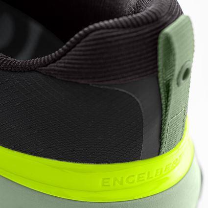 Andere beroepsschoenen: Allroundschoenen e.s. Bani + zwart/lichtgroen 2