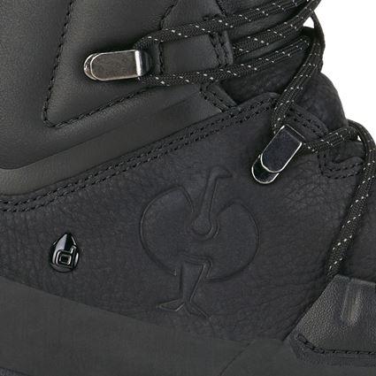 O2: O2 Werkschoenen e.s. Ruma mid + zwart 2