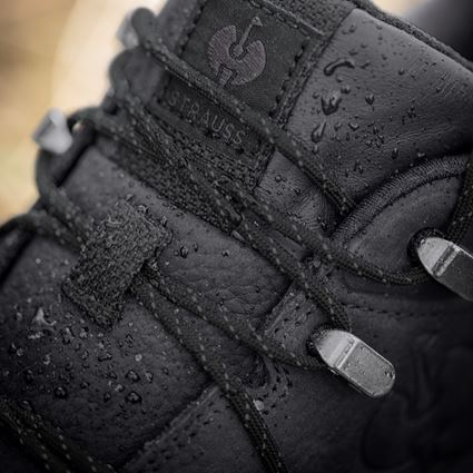 O2: O2 Werkschoenen e.s. Ruma low + zwart 2