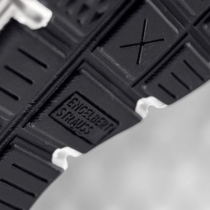 S1: S1 Halfhoge veiligheidsschoen e.s. Manda + zwart/zilver 4