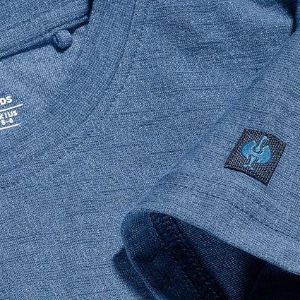 Bovenkleding: T-Shirt e.s.vintage, kinderen + arctisch blauw melange 3