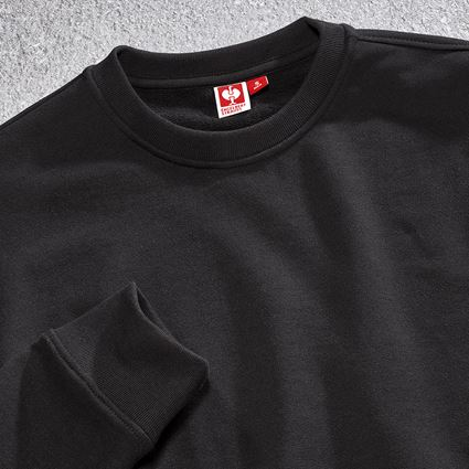 Bovenkleding: Sweatshirt e.s.industry + zwart 2