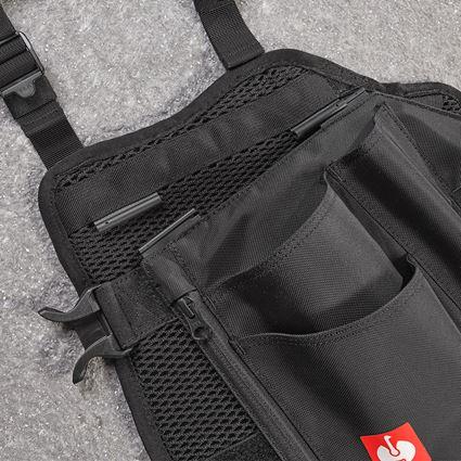 Accessoires: e.s. gereedschapstassenset Legpack + zwart 2