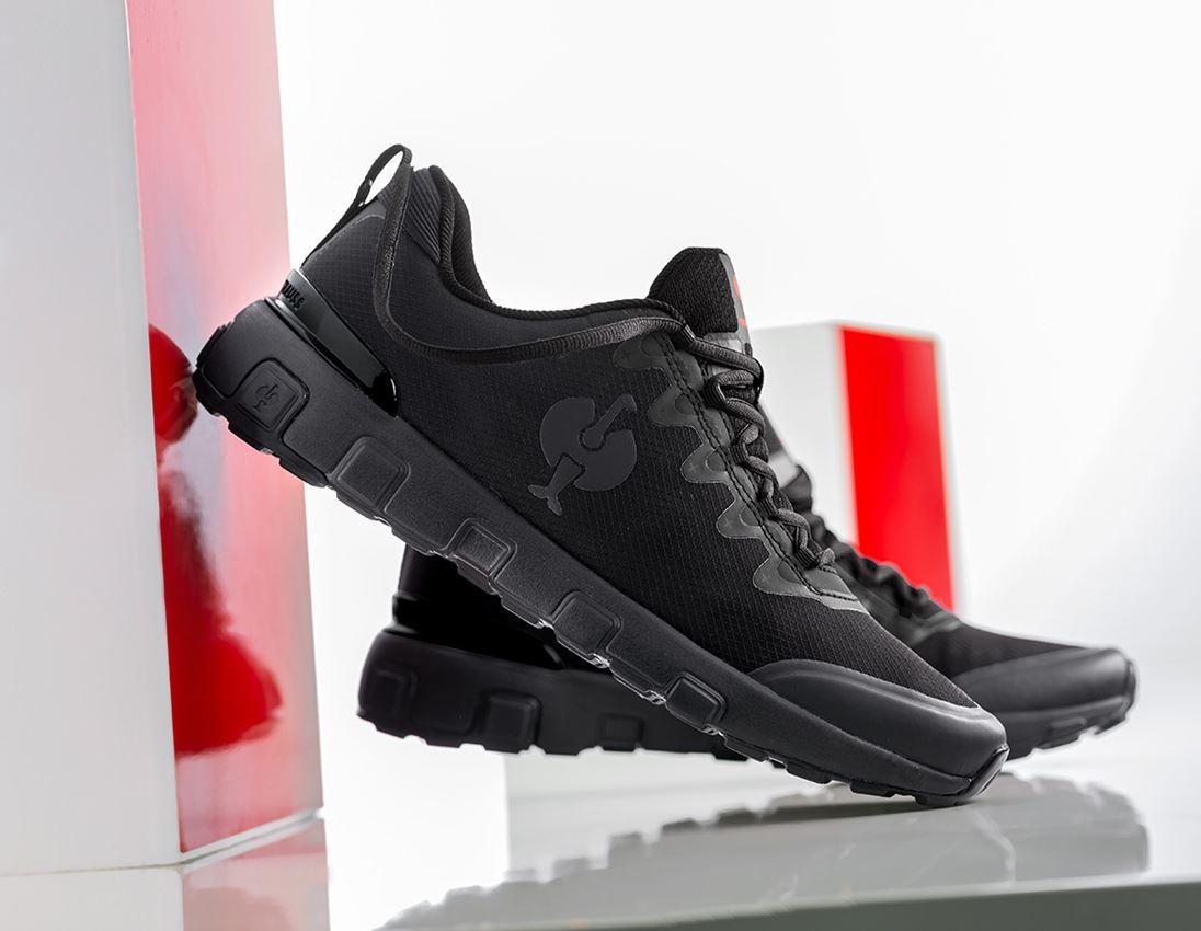 Andere beroepsschoenen: Allroundschoenen e.s. Bani + zwart