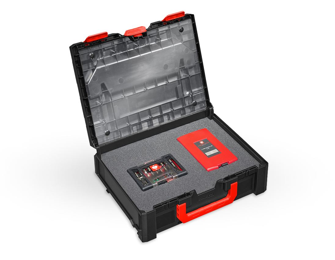 Gereedschapskoffers: Dekselfolie incl. pinnen STRAUSSbox midi +