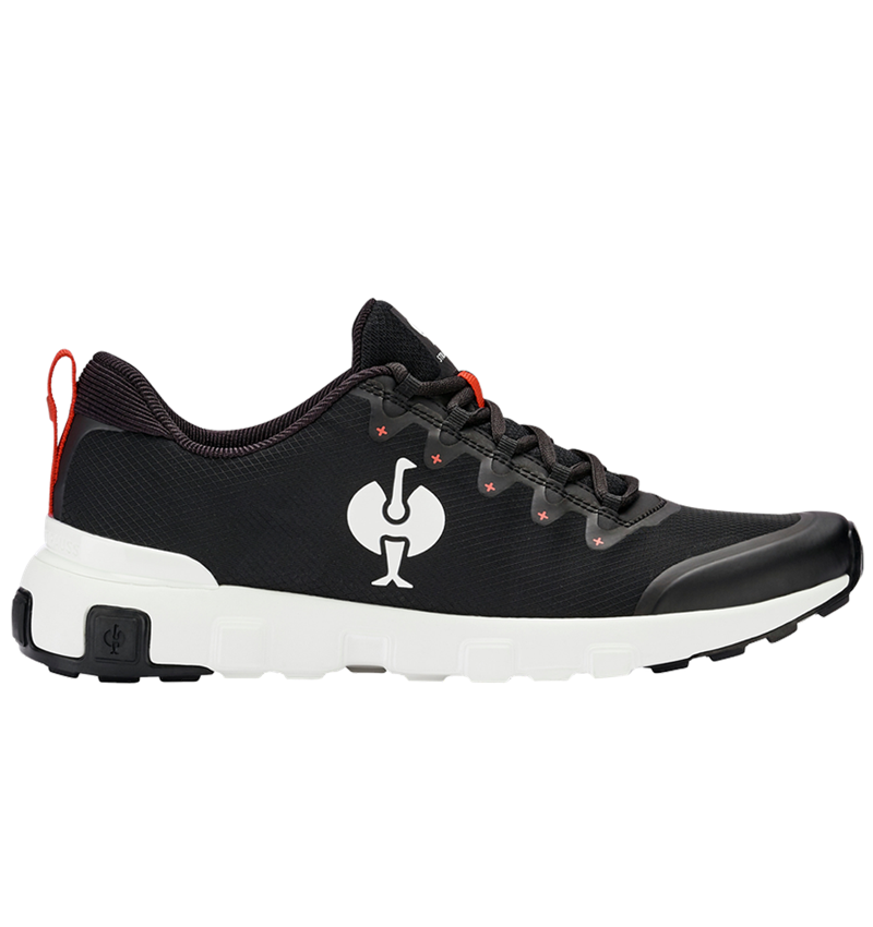 Andere beroepsschoenen: Allroundschoenen e.s. Bani + zwart/wit