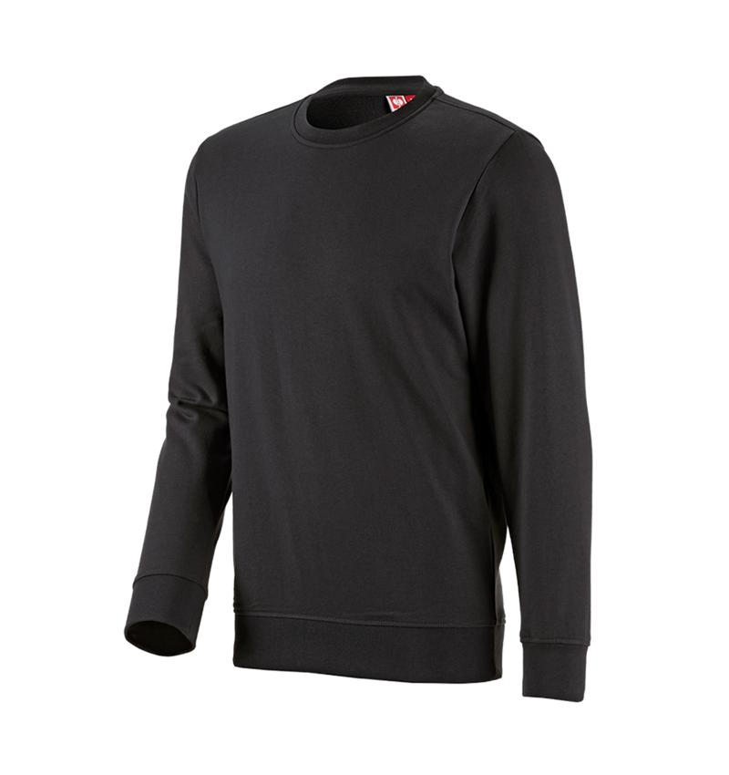 Bovenkleding: Sweatshirt e.s.industry + zwart
