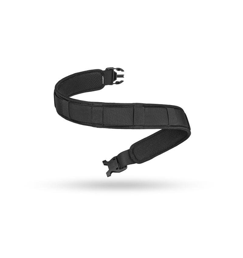 Accessoires: e.s. Riem Legpack + zwart