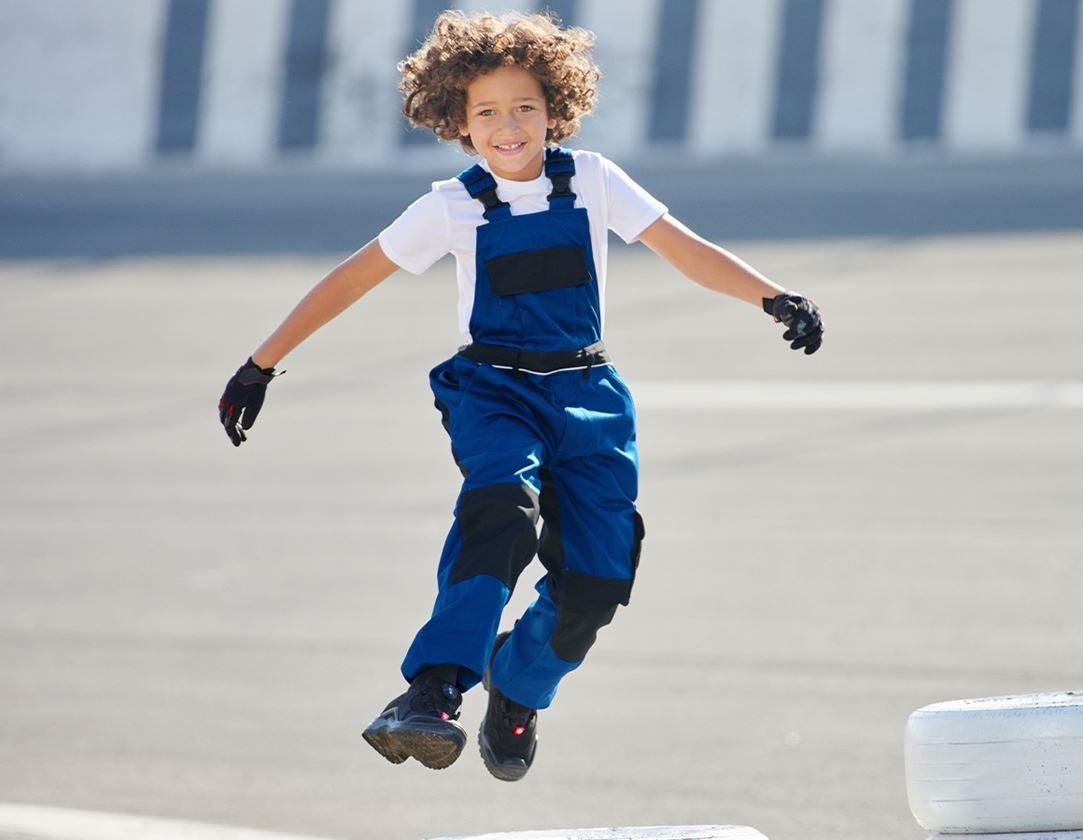 Broeken: Kindertuinbroek e.s.image + korenblauw/zwart