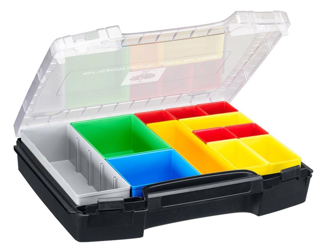 Gereedschapskoffers: e.s. Inzetboxen-set 72 4
