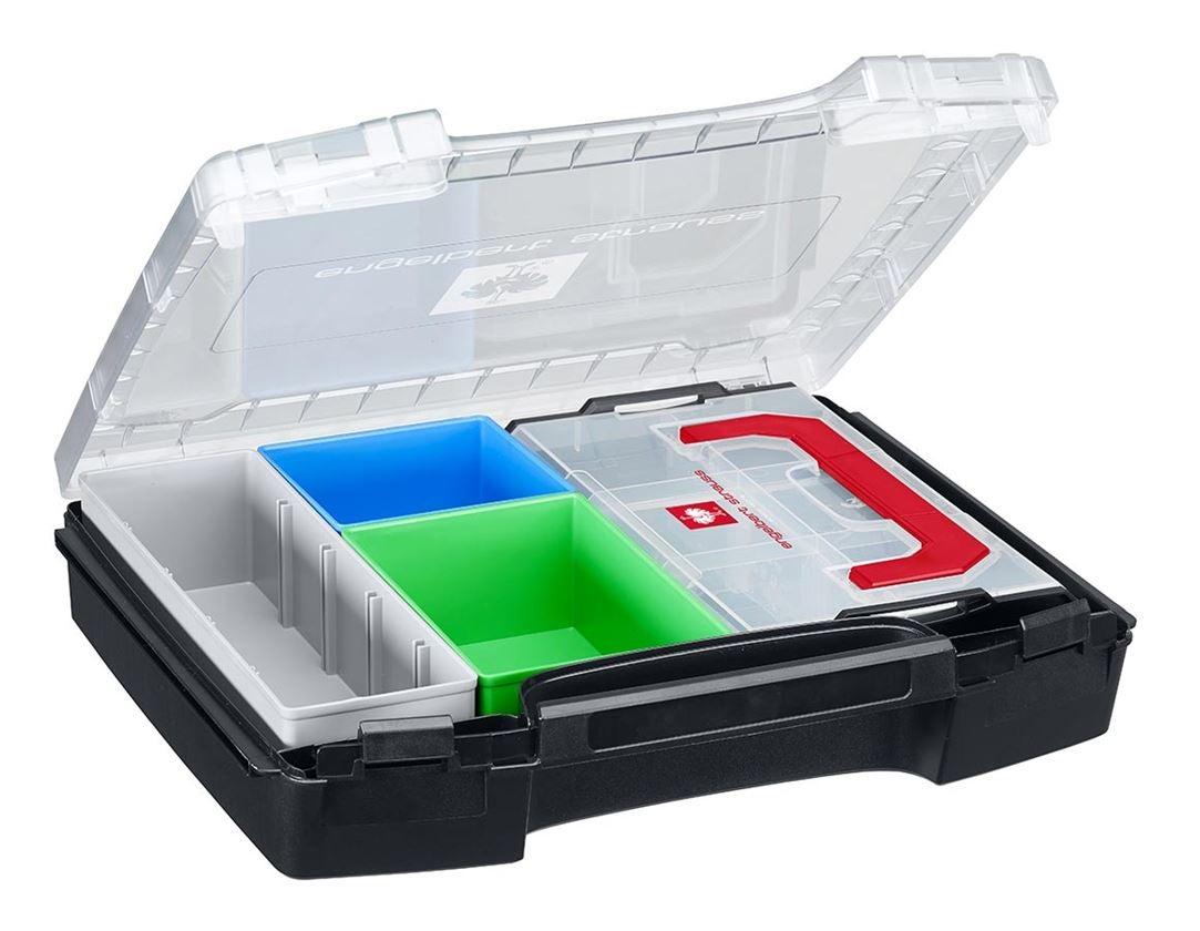 Gereedschapskoffers: e.s. Inzetboxen-set 72 1