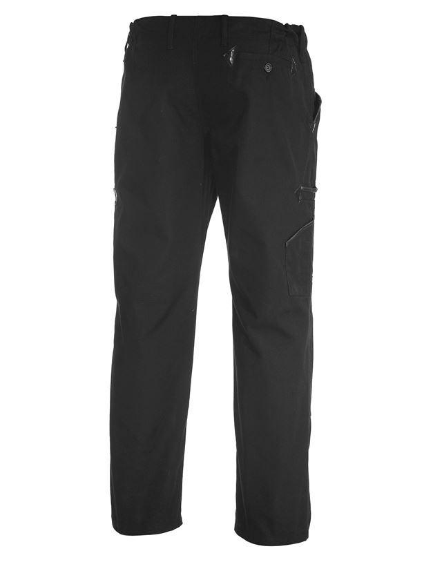 Werkbroeken: Traditionele broek Alois + zwart 1
