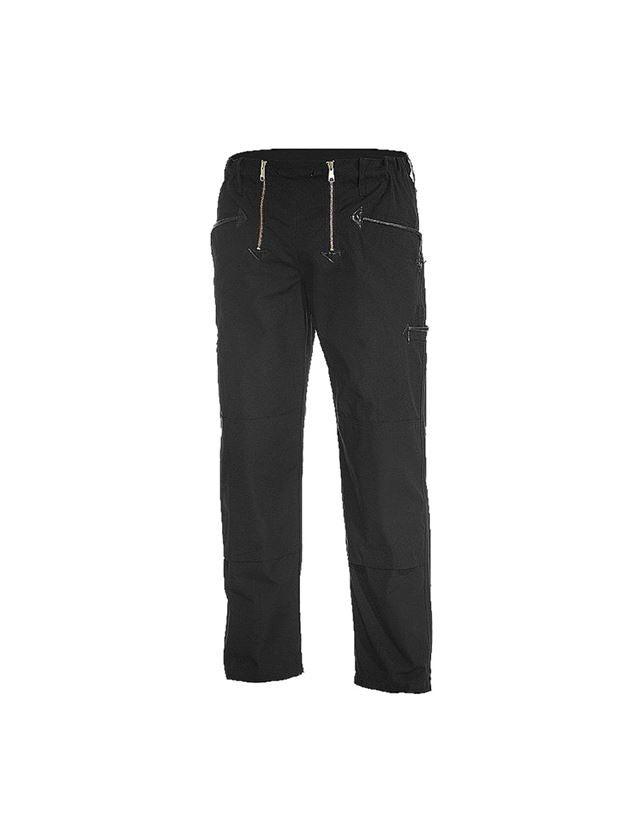 Werkbroeken: Traditionele broek Alois + zwart