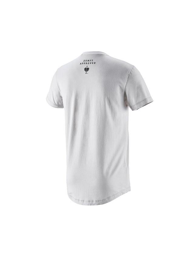 Bovenkleding: e.s. T-shirt Masters of Craft + kristalgrijs 2