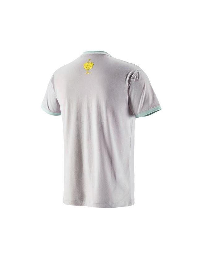 Bovenkleding: e.s. T-Shirt work'n'play + kristalgrijs 2