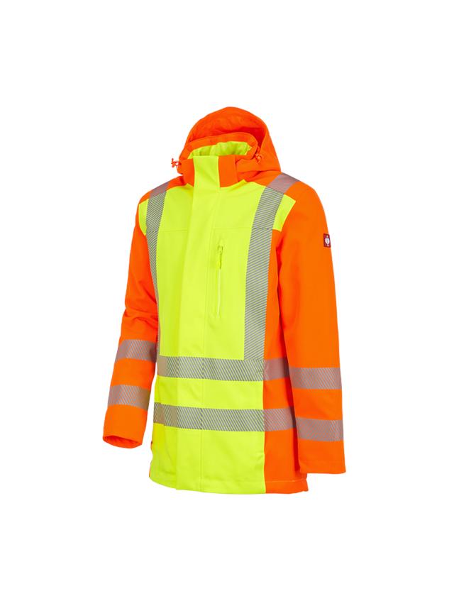 Werkjassen: Veiligheids functioneel parka e.s.motion 2020 + signaalgeel/signaaloranje