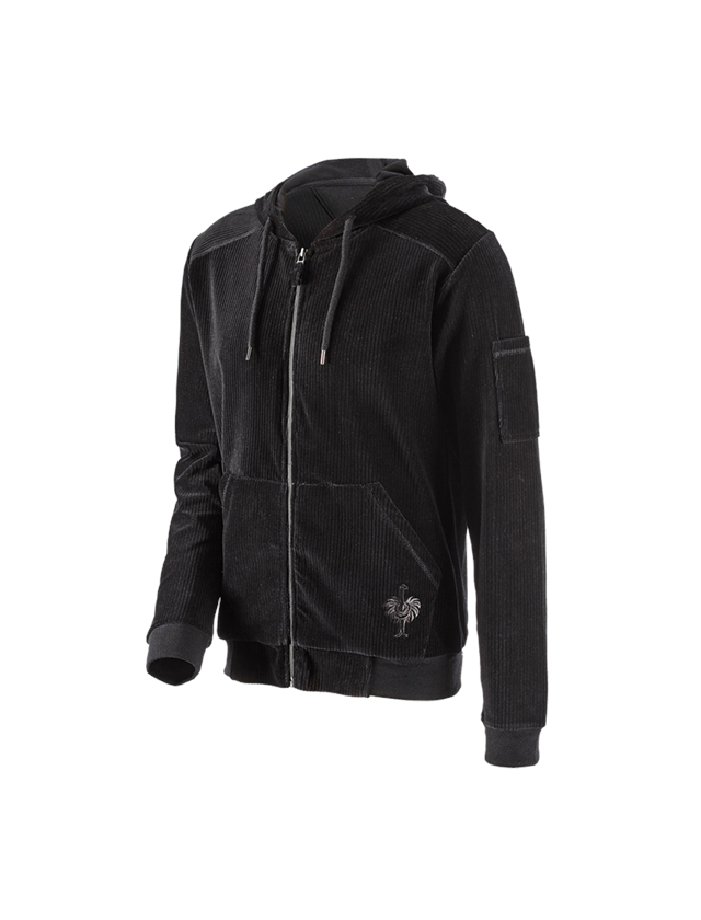 Accessoires: e.s. Homewear-jack + zwart