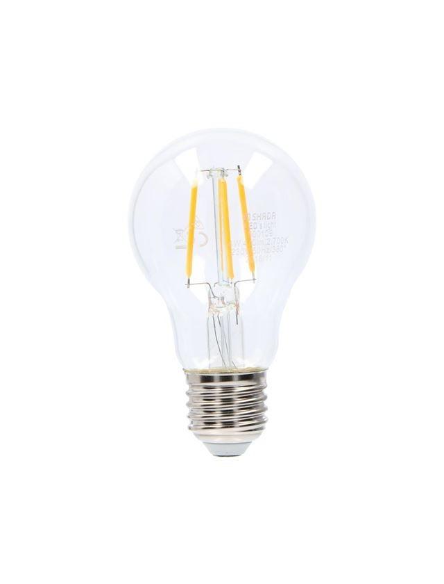 Lampen   verlichting: LED-lamp E27