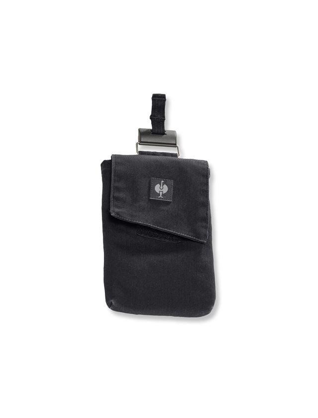 Accessoires: Gsm-zakje e.s.motion ten + oxidezwart