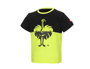 e.s. Pique-Shirt colourblock, kinderen