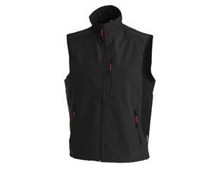 Softshell-bodywarmer dryplexx® softlight
