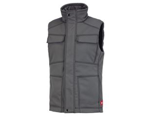 Winter-softshellbodywarmer e.s.roughtough