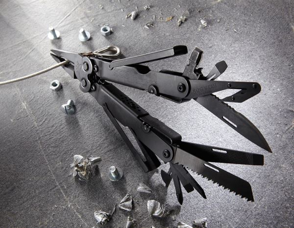 Messen: SOG-multitool Powerlock EOD