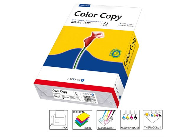 Papierproducten: Speciaal papier Color Copy